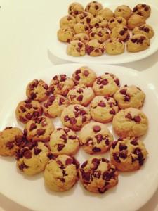 經典巧克力碎片餅乾