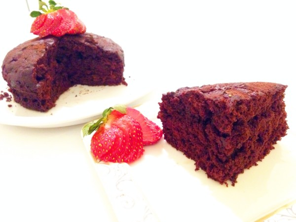五分鐘巧克力蛋糕