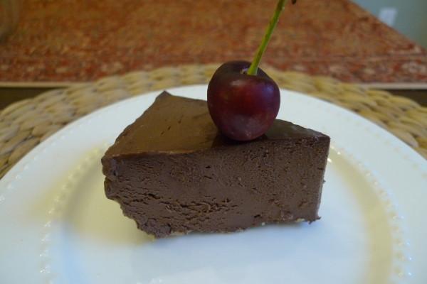 巧克力起士蛋糕
