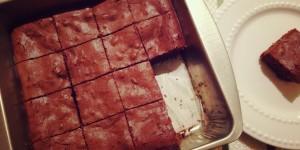 [烘培科學]堅果巧克力布朗尼