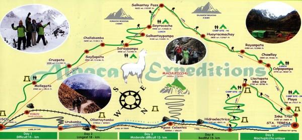 Trekking Map1