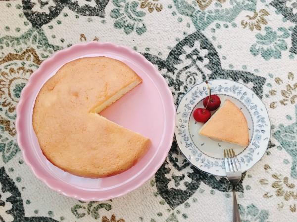 原味海綿蛋糕 Sponge Cake Original